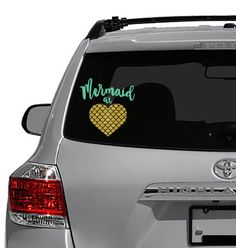 Vinyl Decal Maker Life Sewing Sign Car Decal Quote - Mermaid custom vinyl decals for car