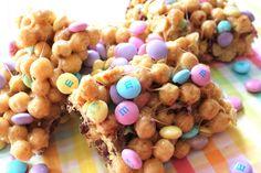 Chocolate-Peanut Butter Easter Treats!