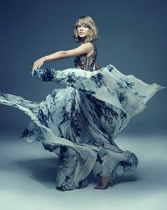 Taylor Swift for billboard magazine 2014