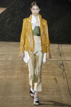 See the complete 3.1 Phillip Lim Spring 2016 Ready-to-Wear collection.