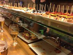 Another tapas place similar to Blai Tonight and just as good!  //La Tasqueta de Blai in Barcelona, Cataluña