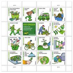 le monde des timbres