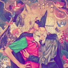 La ilustración de Fab Ciraolo. Fusión hipster de iconos famosos | OLDSKULL