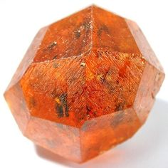 Mandarin Garnet, also sometimes known as orange spessartite, kunene spessartine or hollandine, is a recent discovery in the world of gemstones.