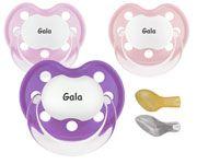 Chupetes Personalizados Classic Baby Lila Girl +0M. Solo en www.tutete.com