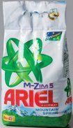 Ariel M-ZIM 5 (prášek) Hodnocení: dobře (64 %)