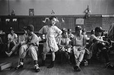 Little Leaguers 1954   Photographer: Yale Joel