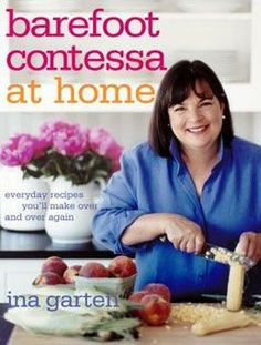 Barefoot Contessa - Cookbooks & e-books @Tressa Nielsen @Becca Nielsen. such fond memories of her