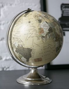 Globe- Rose