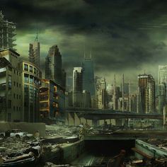 A Post-Apocalyptic World