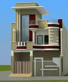 Design Discover 20 feet by 50 Modern House Plan With 4 Bedrooms Bungalow House Design Modern House Design Modern House Plans Small House Plans House Plans Front Wall Design House Outside Design Container House Design Cottage House Plans House Wall Design, House Outside Design, Bungalow House Design, House Front Design, Floor Design, Classic House Design, Unique House Design, Cool House Designs, Modern House Plans