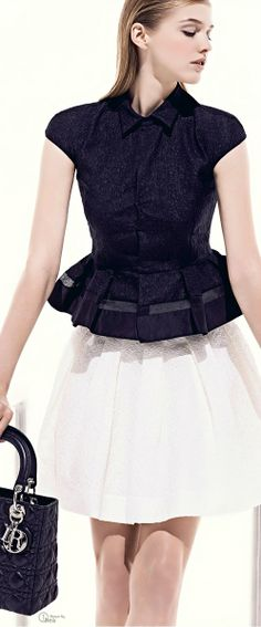 Christian Dior ● Resort  2013