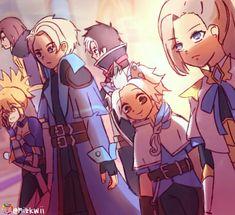 Mobile Legend Wallpaper, Alucard, Mobile Legends, Bang Bang, Artists Like, Kawaii Anime, My Best Friend, Chibi, Fandoms