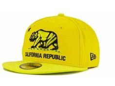 New Era California Republic 59FIFTY Cap
