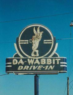 Da Wabbit Drive-in, Gretna  _____________________________ Bildgestalter http://www.bildgestalter.net