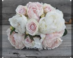 Peonies and Roses - gorgeous!!