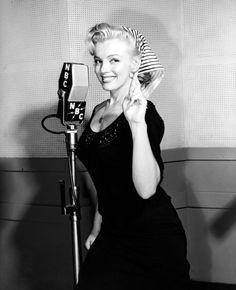 Marilyn Monroe (1er juin 1926 - 5 août 1962)