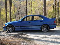 BMW E36 M3 Saloon