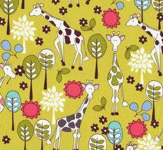 Giraffe Garden, Citron