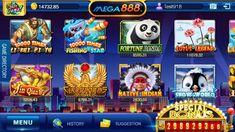 Mega888 2020 - Free Download Apk IOS | Register Login ID Mega888 Online Casino Games, Online Gambling, Best Online Casino, Best Casino, Online Games, Game Place, One Time Password, Play Free Slots