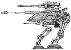 All Terrain Attack Pod