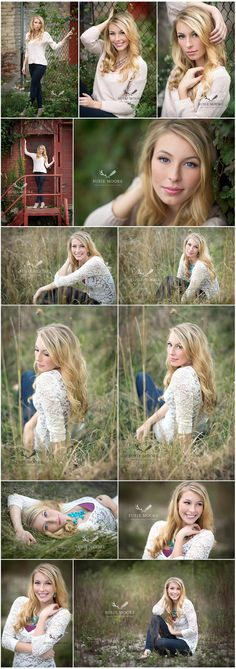 Senior Girl | Senior Portraits | Susie Moore Photography Poses