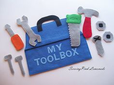 !! ♥ ♥ Felt-Aholic Moulds and pap stamped Felt and Felt: Toolbox