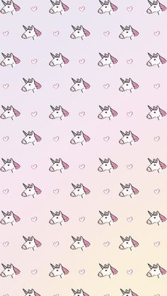 Beautiful iPhone Cases For You Unicorn Backgrounds, Cute Wallpaper Backgrounds, Tumblr Wallpaper, Girl Wallpaper, Screen Wallpaper, Pattern Wallpaper, Cute Wallpapers, Iphone Wallpaper, Whatsapp Background