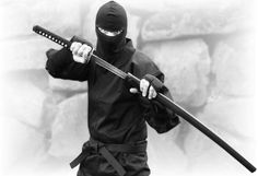 Real Ninja Uniform - Size Medium by Kage Ninja Gear. $39.95. While most Ninja Uniforms are made out of cheap 8 oz or 10 oz cloth, this uniform is made out of 14oz material. This is the weight and quality real Ninjitsu practitioner's use. This ninja uniform is designed by the premier Ninja supplier, Kage Ninja Gear. Made of 100% cotton, the ninja uniform set consists of special trousers with double waist ties plus additional ties at the knees and ankles. The jacket ...