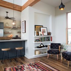 Home I Interior I Furniture I Eating I Messing Leuchte I Schwarz I Black I Beat Light Fat Lighting by Tom Dixon