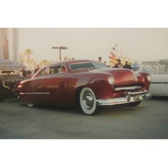 Viva 2005 .... Keith's Ford has always been one of my favorites. I love traditional customs with a traditional stance. #customford #shoeboxford #burbankchoppers #film #keepsleddin #parkingstanceisdrivingstance @a_kahan @weesner1958 @burbankchoppers by merctyson