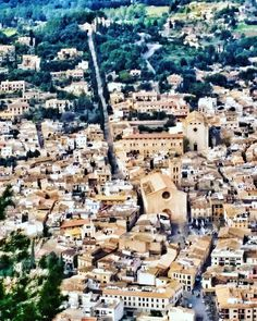 «Vistas para compartir de #Pollença desde el #CamiDelsErmitans, #PuigDeMaria. #mallorcamola #mallorcatestim #igersBaleares #igersMallorca #loves_balears…»