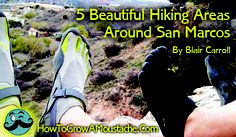 5 Beautiful Hiking Areas Around San Marcos San Marcos, Texas is a sunny place to be about 275 days a year, and summertime is one of the best times to take advantage of its beautiful outdoors. If you're lucky enough to be a member of the Texas State University community, you have access to University Camp up Ranch Road 12 in Wimberly, [...] Share and Enjoy   Read more: http://howtogrowamoustache.com/category/travel/5-beautiful-hiking-areas-around-san-marcos/#ixzz2aXzwIGZU