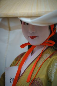 藤原為家の室 舞妓 maiko 時代祭 KYOTO JAPAN
