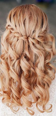 Our Favorite Wedding Hairstyles For Long Hair ❤ See more: #weddings http://scorpioscowl.tumblr.com/post/157435585505/more