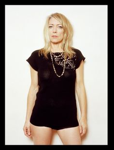 kim gordon #richard_kern