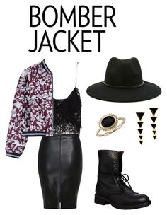 """""""Untitled #18"""" by johansolo13 on Polyvore featuring Zara, Markus Lupfer, Steve Madden, Forever 21, Blue Nile, House of Harlow 1960, women's clothing, women, female and woman"""