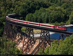 RailPictures.Net Photo: CN 104 Canadian National Railway EMD F40PH at Montreal River, Ontario, Canada by Tim Gobeil