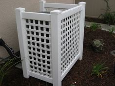160 Best Condenser Covers Amp Hvac Ideas Images Backyard