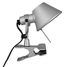 Buy Artemide Tolomeo Micro Clip Light Online at johnlewis.com