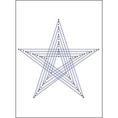 String Art Fun Christmas Maths Star String Art Patterns, Star Patterns, Christmas Bells, Christmas Maths, Mandala, Bible School Crafts, Sewing Cards, Arts And Crafts, Diy Crafts