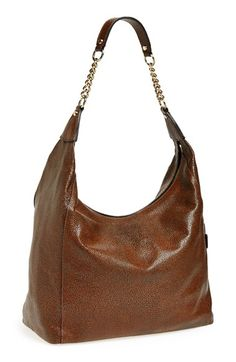 Longchamp 'Perle de Caviar' Hobo Bag available at #Nordstrom