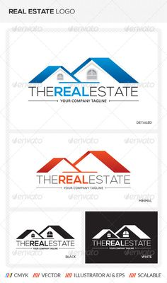 Real Estate Logo Design Template Download: http://graphicriver.net/item/real-estate-logo-template/5610026?s_rank=45?ref=nexion
