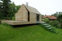 Stelzenhaus für Kinder maja-House-Ultra architects