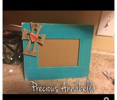 Hand Painted frame $10-15