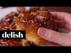 Best Slow-Cooker Sticky Buns Recipe - How To Make Slow-Cooker Sticky Buns — Delish.com