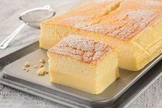 Recipe for Magic cake Tart Recipes, Sweet Recipes, Dessert Recipes, Good Food, Yummy Food, Different Cakes, International Recipes, No Bake Cake, Delicious Desserts