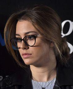 Blanca Suarez ◈ Gafas ● Lunettes ● Eyeglasses ◈ by Arros Caldos