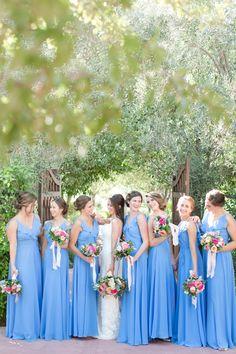 French Blue El Chorro Wedding Paradise Valley Photographers