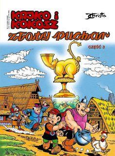 Kajko i Kokosz - polish comic book Childhood Memories, Growing Up, Nostalgia, Illustration, Books, Comic Book, Cartoons, Baby, Vintage